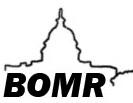 BOMR logo by Ben Nolan